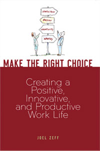 Make the Right Choice Book Cover